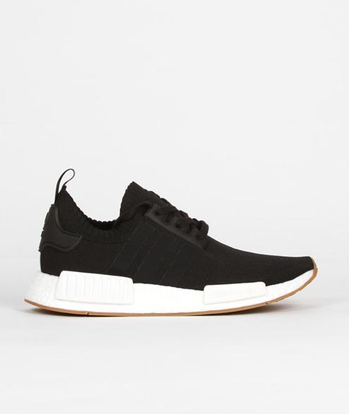 Adidas originals - NMD R1 PK - Core Black Gum