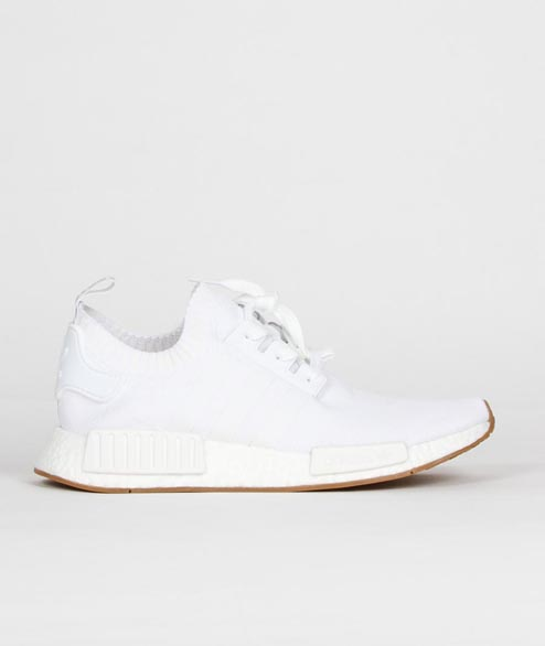 Adidas originals - NMD R1 PK - White Gum