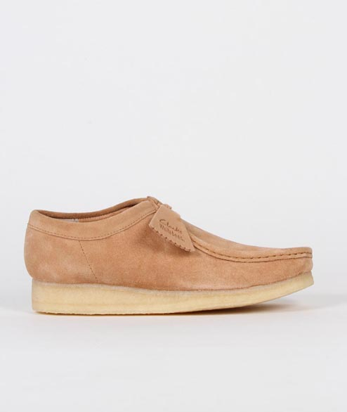 Clarks Originals - Wallabee - Fudge Suede