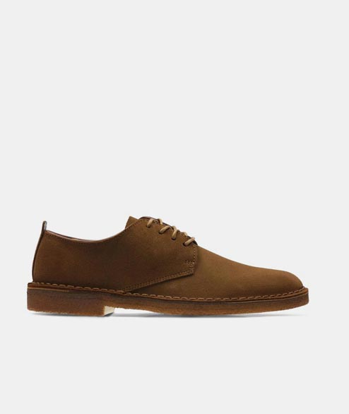 Clarks Originals - Desert London - Cola Suede