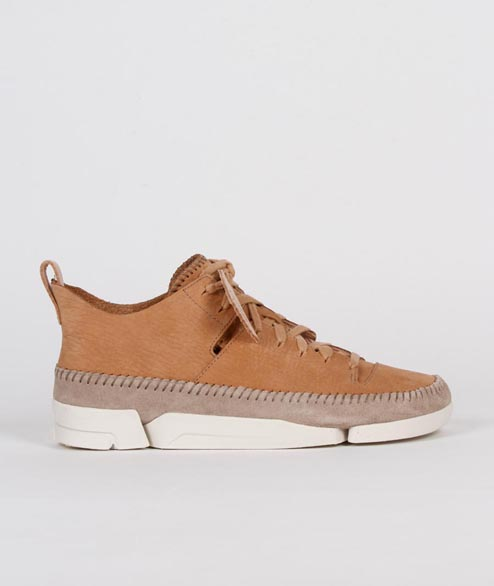 Clarks Originals - Trigenic Flex - Fudge Nubuck