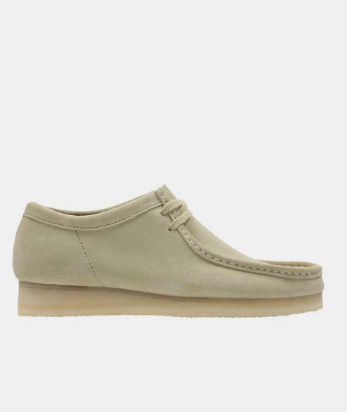 Clarks Originals - Wallabee - Maple Suede