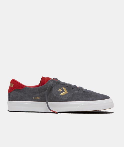 Cons - Louie Lopez Pro OX - Navy Red