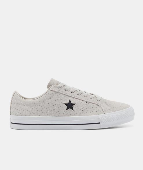 Converse - One Star Pro Ox - Pale Puty White