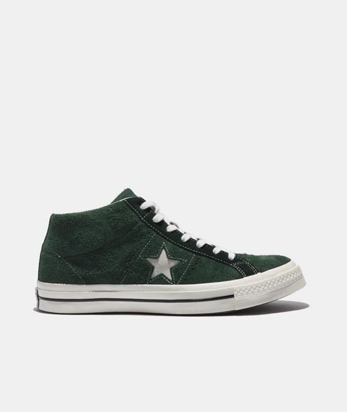Converse - One Star Mid - Olive
