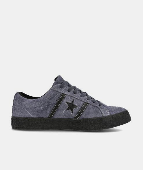 Converse - One Star Academy SB OX - Sharkskin Black