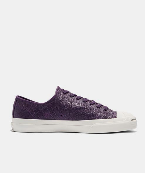Cons - Jack Purcell Pro X Pop Trading Co - Grand Purple
