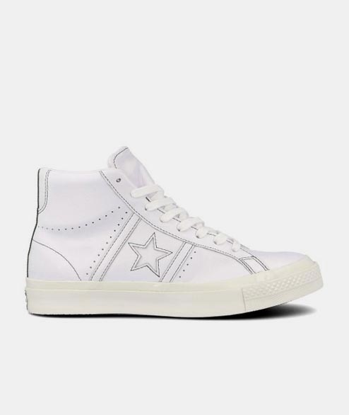 Converse - One Star Academy HI - White Fir Egret