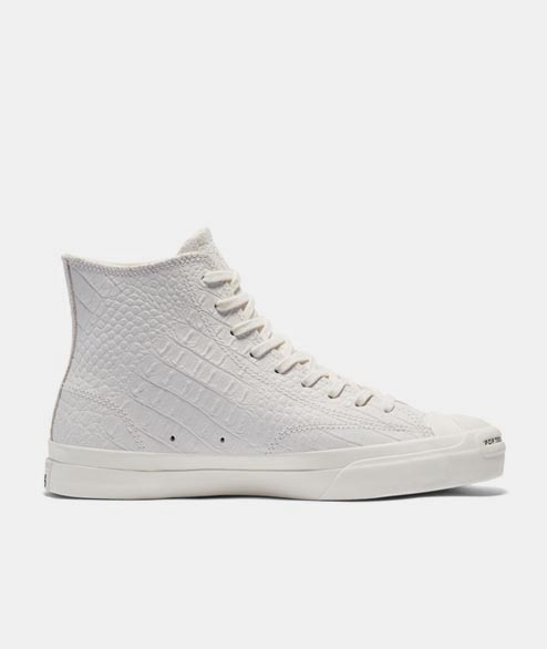 Cons - Jack Purcell Pro Hi X Pop Trading Co - Bone