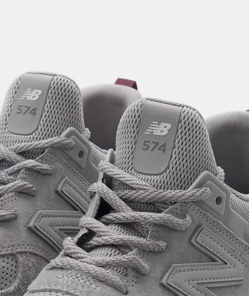 New Balance - MS574 OF - Team Grey