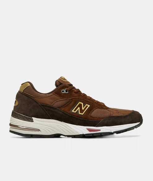 New Balance - M991YOX - Black Coffee