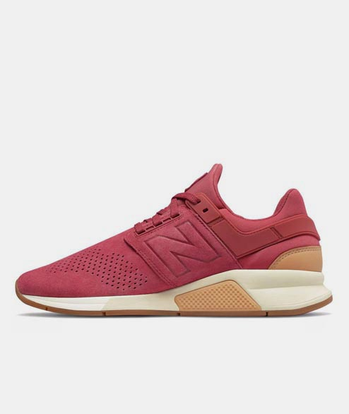 New Balance - MS247 GS - Earth Red