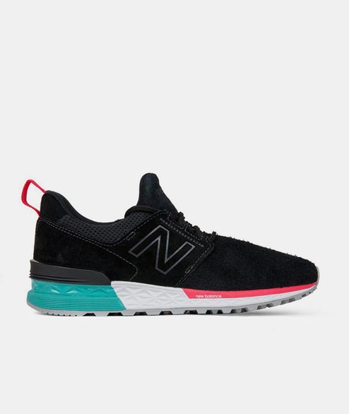 New Balance - MS574 DOA - Black
