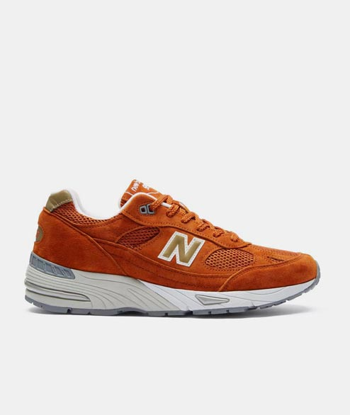 New Balance - M991 SE - Burnt Orange