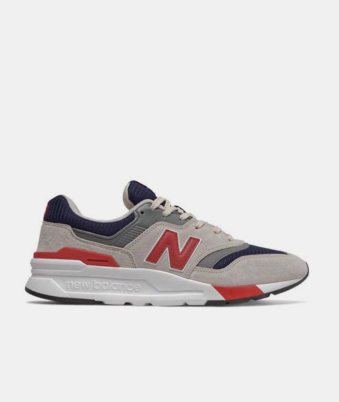 New Balance - CM997HEQ - Silver Birch