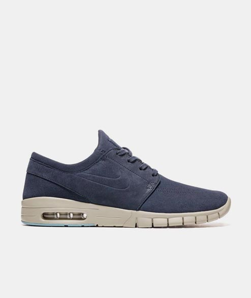 Nike SB - Janoski Max Leather - Thunder Blue