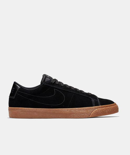 Nike SB - Zoom Blazer Low SB - Black Anthracite