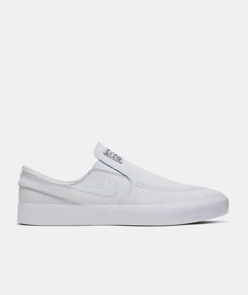 Nike SB - Janoski Zoom Slip PRM - White Game Royal