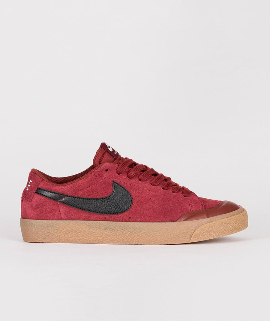 Nike SB - Blazer Zoom Low XT - Dark Team Red