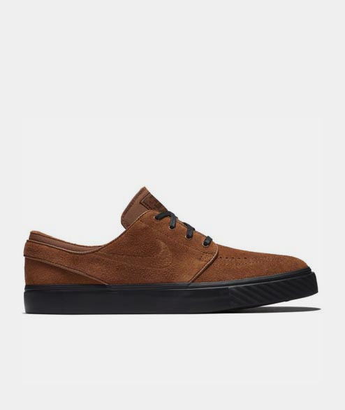 Nike SB - Janoski - Lt British Tan Black