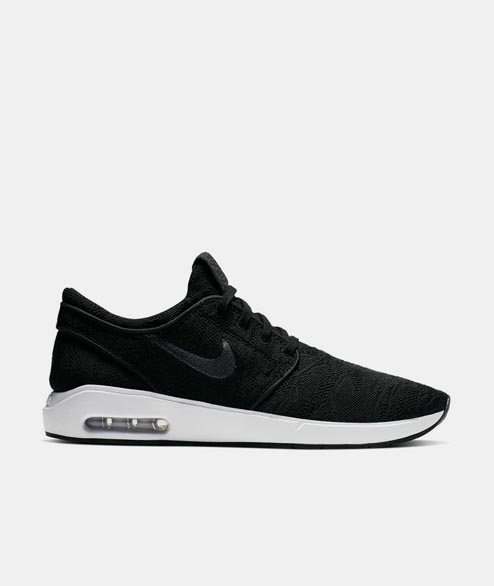 Nike SB - Air Max Janoski 2 - Black Anthracite White