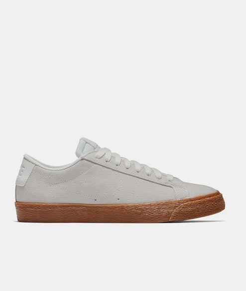 Nike SB - Blazer Low - Summit White Gum
