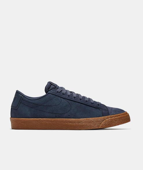 Nike SB - Blazer Low - Thunder Blue Gum