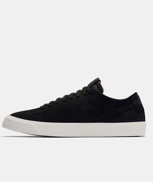 Nike SB - Blazer Low Deconstructed - Black