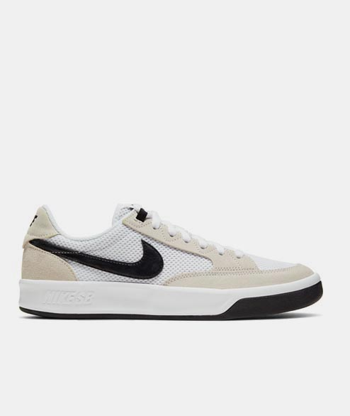 Nike SB - Adversary Low - White Black