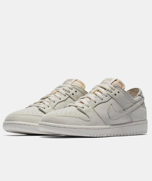 Nike SB - Dunk Low Pro Deconstructed - Bone