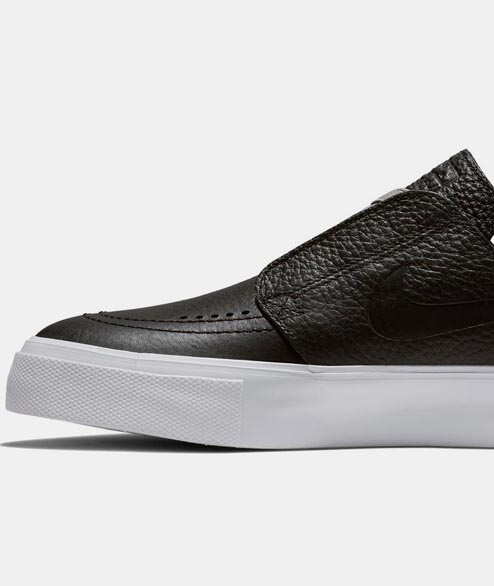 Nike SB - Janoski HT Slip - Black Leather