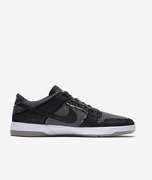 Nike SB - Dunk Low Elite Medicom II QS - Black