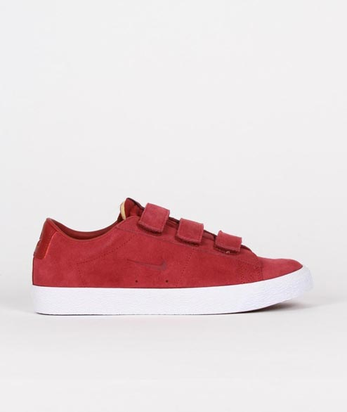 Nike SB - Blazer Low AC QS - Team Red