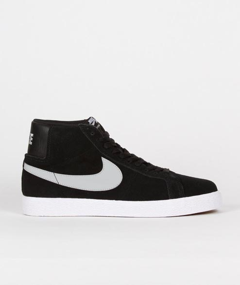 Nike SB - Blazer SB Premium - Black Base Grey