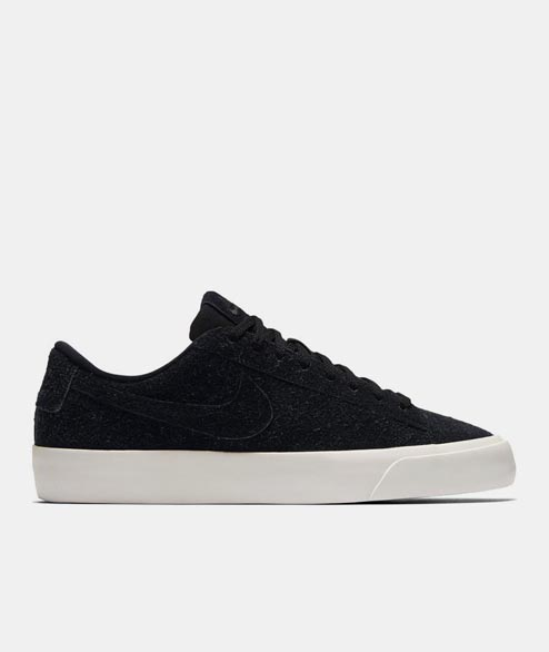 Nike Sportswear - Blazer Studio Low - Black