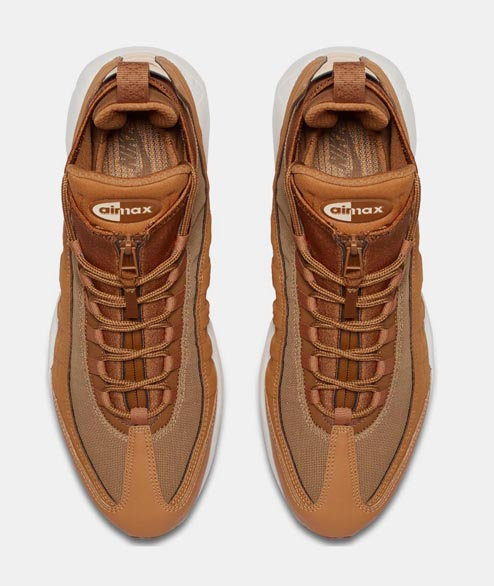 Nike Sportswear - Air Max 95 Sneakerboot - Flax
