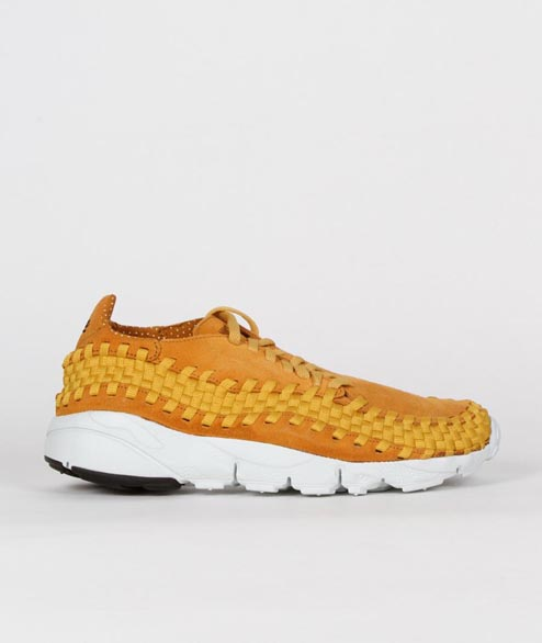 Nike Sportswear - Air Footscape Woven Nm - Desert Ochre
