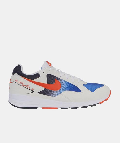 Nike Sportswear - Air Skylon II - White Team Orange