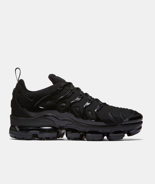 Nike Sportswear - Air Vapormax Plus - Black Black