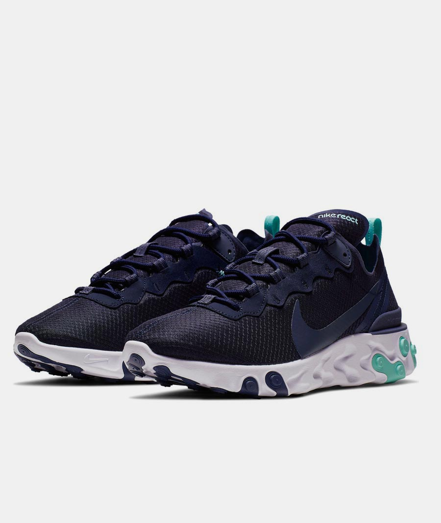 Nike Sportswear - React Element 55 - Dark Obsidian Blue