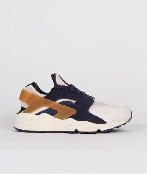Nike Sportswear - Air Huarache - Sail Midnight Ale Brown