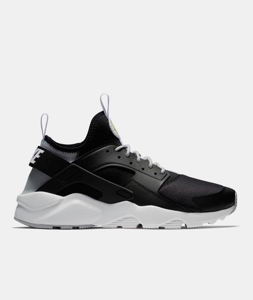 Nike Sportswear - Air Huarache Run Ultra - Black White