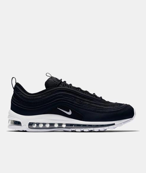Nike Sportswear - Air Max 97 - Black White