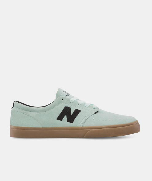 New Balance Numeric - NM345 BRIGHTON - Mint Black
