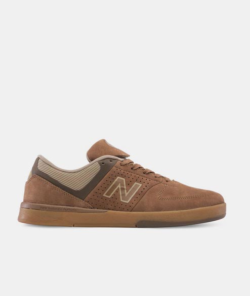 New Balance Numeric - NM533BG2 PJ Strattford - Brown Gum