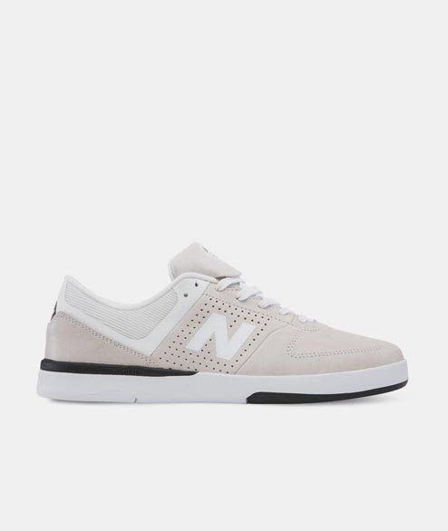 New Balance Numeric - NM533WT2 PJ Strattford - White Leather