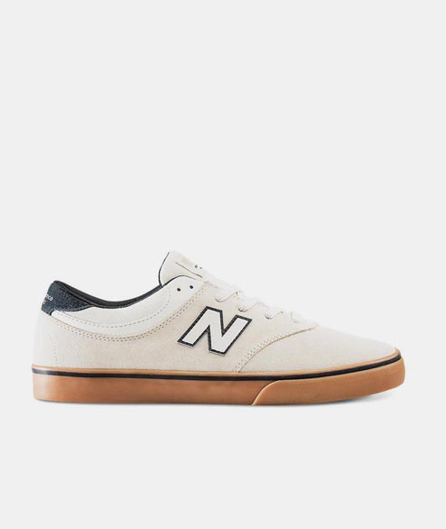 New Balance Numeric - NM254 QUINCY - Light Tan Black Gum