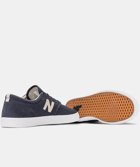 New Balance Numeric - NM345 BRIGHTON - Navy Tan White