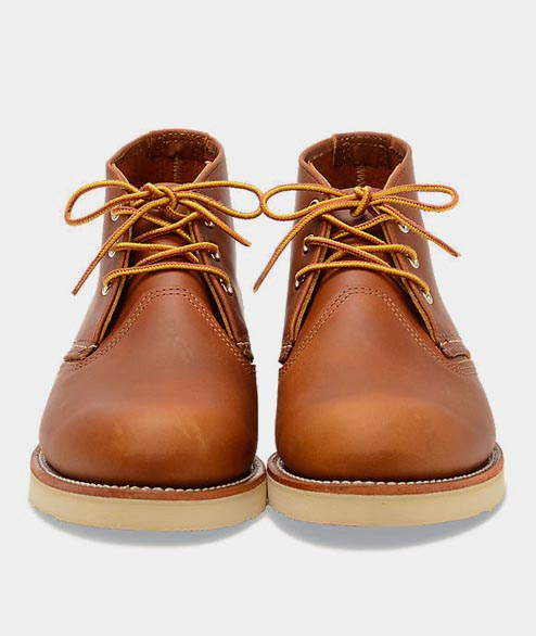 Red Wing - Classic Chukka 3140 - Oro Iginal Leather