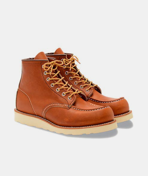 Red Wing - Classic Moc 875 - Oro Legacy